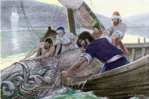 Disciples-Fishing spiritofthescripture com